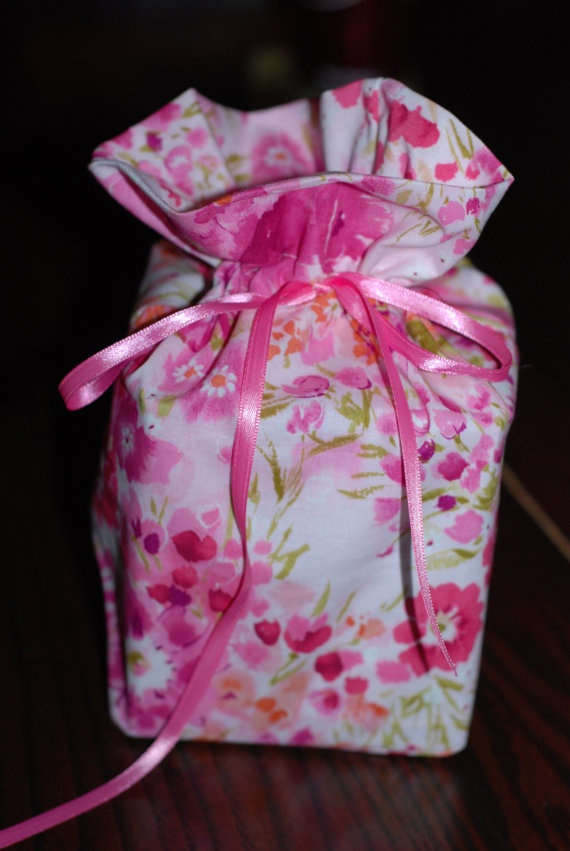 Fabric Tissue box cover Kleenex Box Cover by