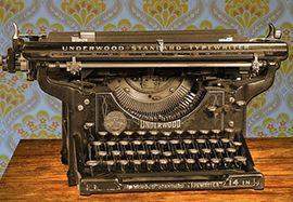 A Domo una mostra di macchine da scrivere d'epoca - Ossola 24 notizie