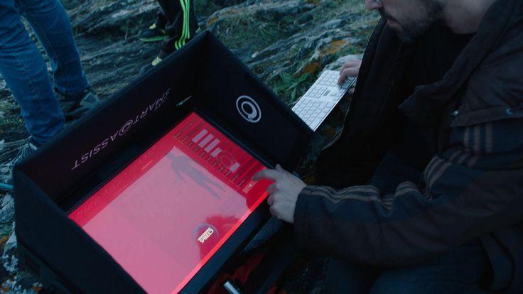 No es una broma: Nissan crea Percebeiro Shield, un sistema que ayudará a los percebeiros a evitar el peligro de los golpes de mar (vídeo) - Diariomotor