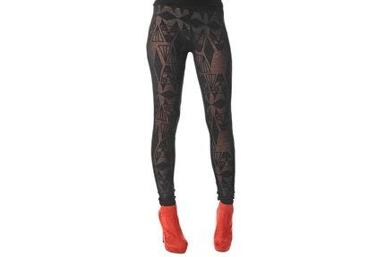 Numph `Hunter` Leggings/tights | I swear I'm not a model | Pinterest