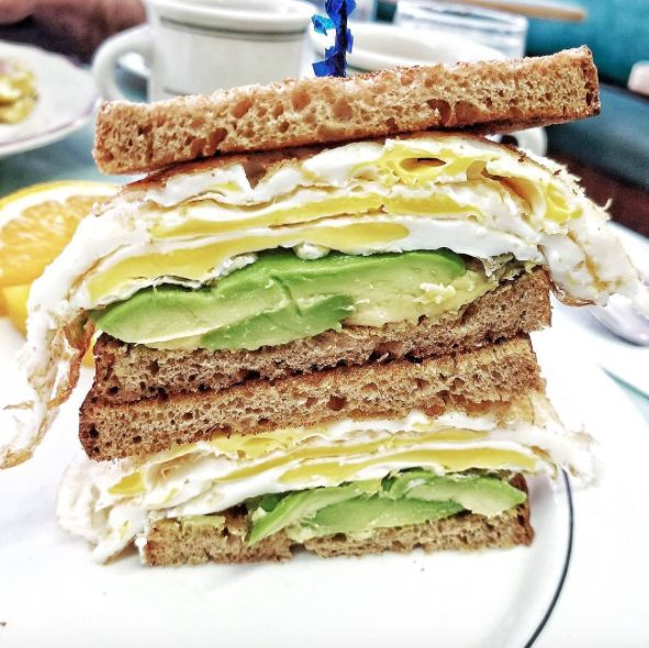 instagrammable foods on the upper west side