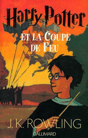 Harry Potter et la Coupe de feu  Joanne Kathleen Rowling  C'est surement mon livre préféré dans la série, car lorsque j'ai commencé la lecture des Harry Potter, c'était le dernier qui était publié à ce moment. Je l'ai lu et relu et relu en attendant les autres. Ça a été un très bon compagnon de chevet durant des mois.  Critiqué  le 29-12-2008