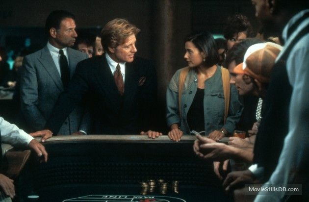 Indecent Proposal (1993) Robert Redford and Demi Moore