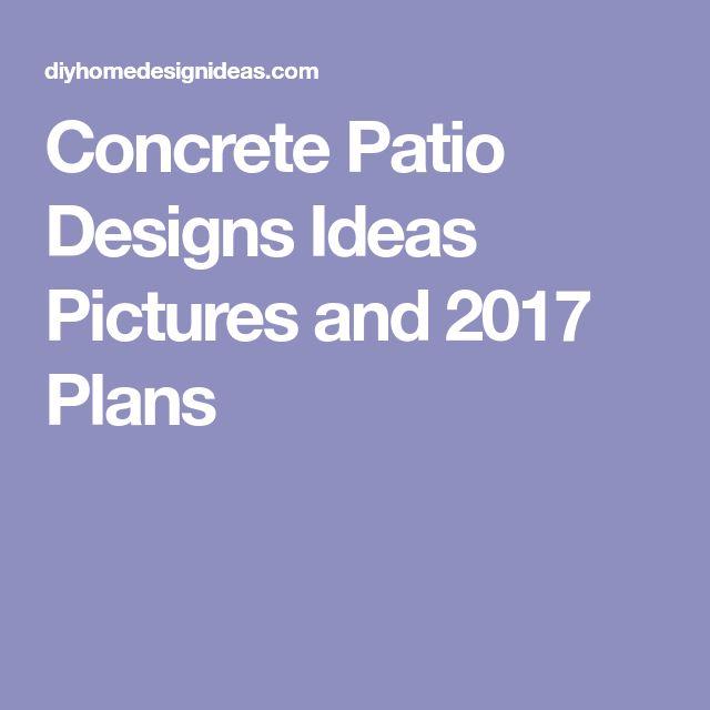 Die besten 25+ Stampfbeton terrasse kosten Ideen auf Pinterest - kosten pool im garten