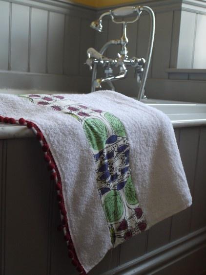 Bath Towel by MollyMac