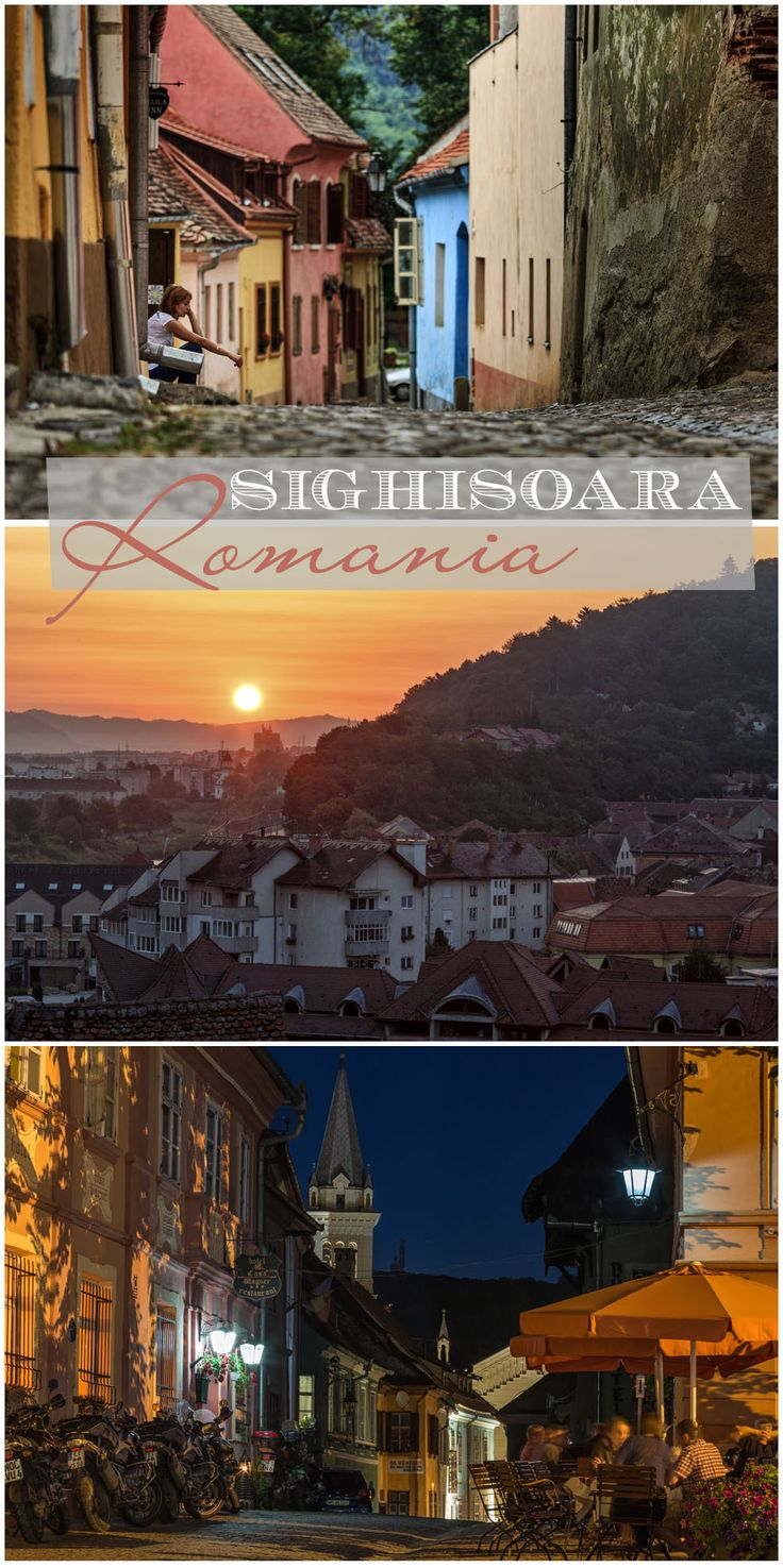 Why Sighisoara, Romania makes us sigh.