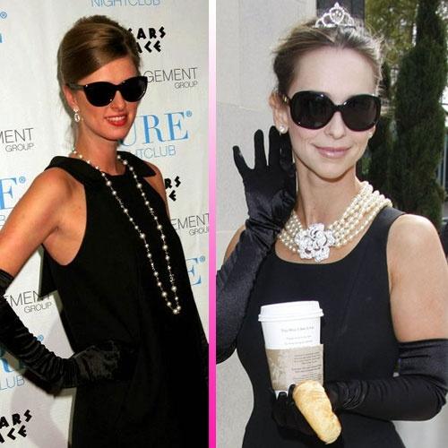 Disfraz de Audrey Hepburn