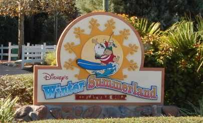 Here's what you need to know aboutMiniature Golf at Disney World. You get 2 vouchers to play free before 4PM with your Disney World vacation package. (Photo: Disney's Winter Summerland Mini-golf course at the WaltDisney World Resort in Florida.)