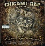 Chicano Rap: Love Dedications, Vol. 2 [CD] [PA]