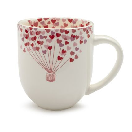 Fun little mug to start your Valentine's Day off right #weheartyou