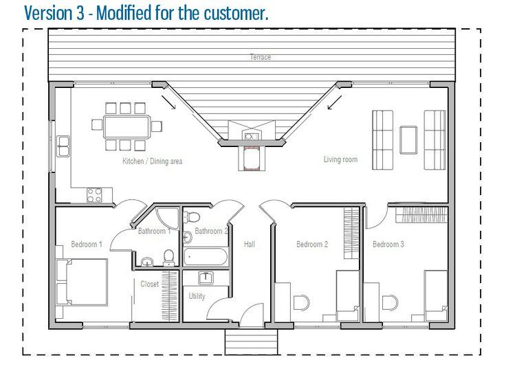 91 best house plans images on Pinterest | House floor plans ...