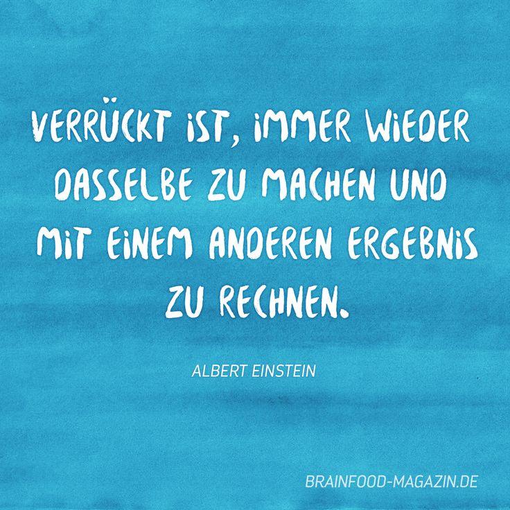 Sind wir nicht alle ein bisschen verrückt...?  #zitate #einstein #sprüche (Fitness Inspiration Quotes)