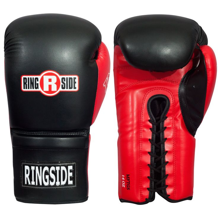 Ringside IMF Tech Lace-Up Sparring Gloves MFTGS - Black/Red #RINGSIDE #BOXING #AMERICAN #LEATHER #FTG1 #FTG2 #APEX #IMFTECH #LACE #VELCRO #BOXINGGLOVES #HEADGEARS #HEADGEAR #GLOVES #HANDWRAPS #TRAINING #TRUNKS #FOCUS MITTS #BELLYPROTECTOR #COMBAT SPORTS