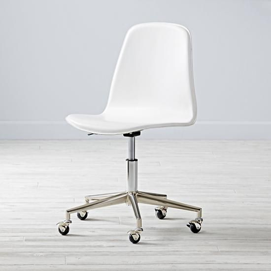 25 best ideas about White desk chair on Pinterest White office