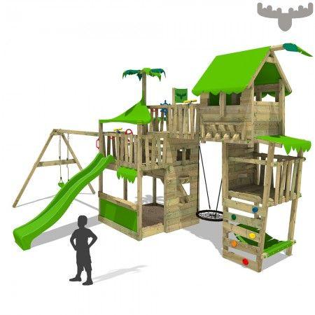 Children`s climbing frame | 7x7cm support beams