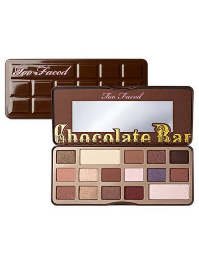 Chocolate bar - Paleta do makijażu oczu