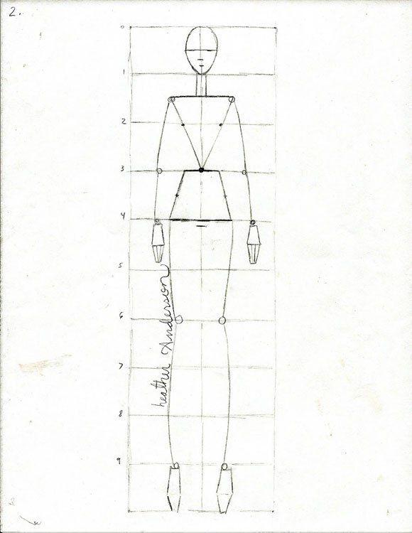 Картинки фигуры человека для моделирования, летием