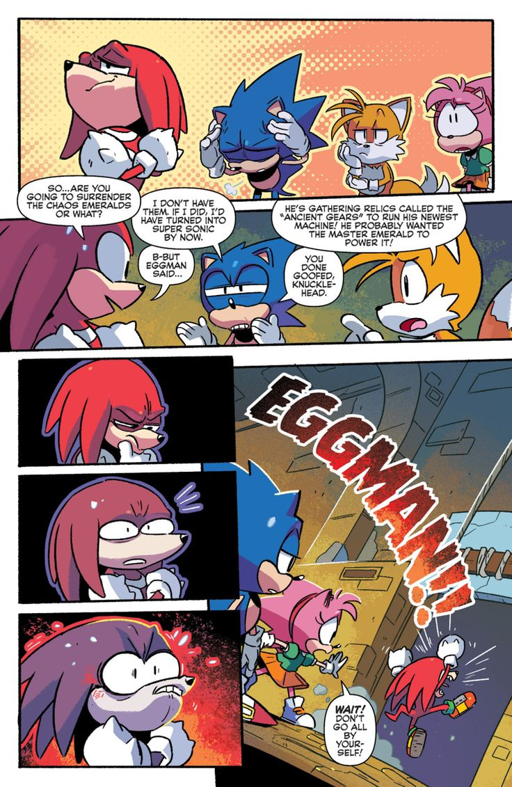 Sonic mega drive #1