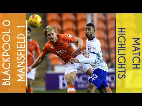 Blackpool vs Mansfield Town - http://www.footballreplay.net/football/2017/01/02/blackpool-vs-mansfield-town/