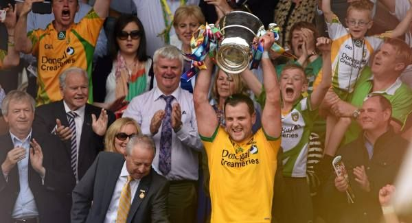 Donegal Regain Ulster Title After Battle With Monaghan - http://www.4breakingnews.com/sport-news/football-news/donegal-regain-ulster-title-after-battle-with-monaghan.html