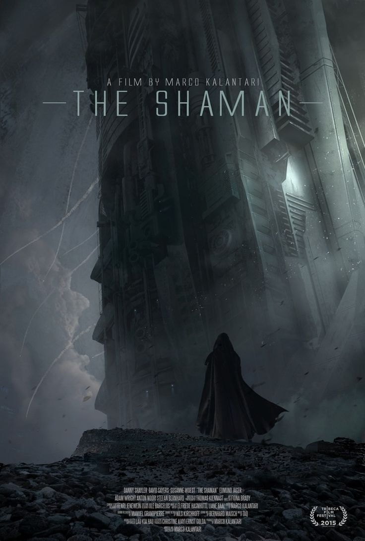 THE SHAMAN Short Film - One of the Best Sci-Fi Short Films of 2015 [Video]: Marco Kalantari directed The Shaman… #Video #MarcoKalantari