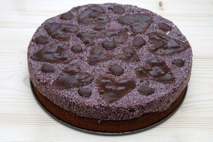 Bálint napi torta