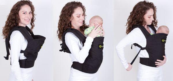 Boba Carrier 3G: cómo reducirla para llevar a un recién nacido | Mochilas Portabebés - Tu tienda online de mochilas portabebés