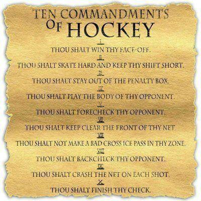 Tyson  Nash's Photo on Lockerz. Funny Hockey quote.