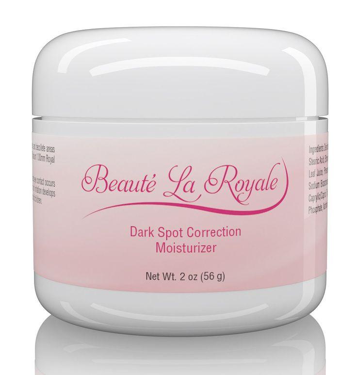 Brown spot remover cream