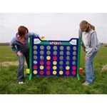 lots of giant games for backyards