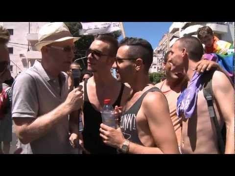 Tel Aviv Gay Pride 2012 (LGBTQ Pride Parade in Israel)