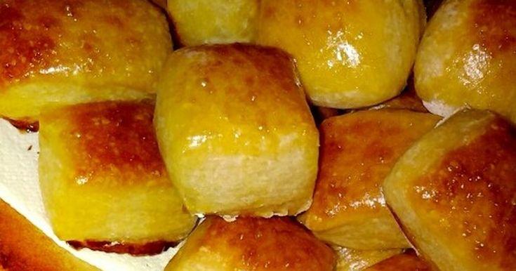 止められないヨーグルトの一口おやつパン♪ by riik 【クックパッド】 簡単おいしいみんなのレシピが278万品
