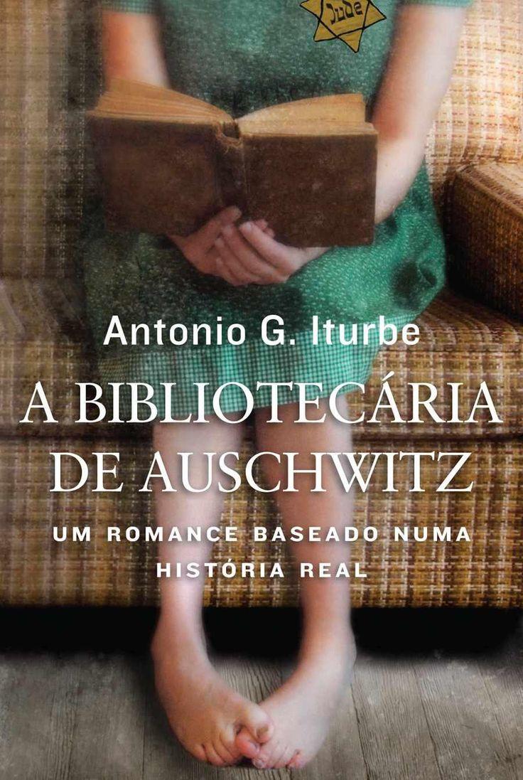Um emocionante romance baseado na história verídica de uma jovem checa, a bibliotecária do Bloco 31, de Auschitwz – Dita Dorachova...