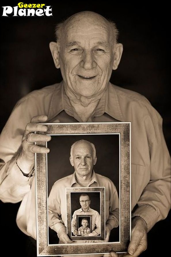 Generational family photo- great idea! Must try while we still can