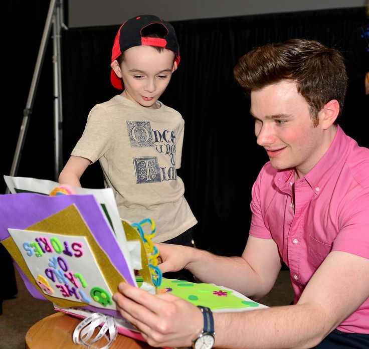 """chriscolfernews: """"""""Chris Colfer hosts an event for his book 'The Land of Stories: Worlds Collide' at Miami Dade College-Wolfson Campus (July 21, 2017) [UHQ] """" """""""