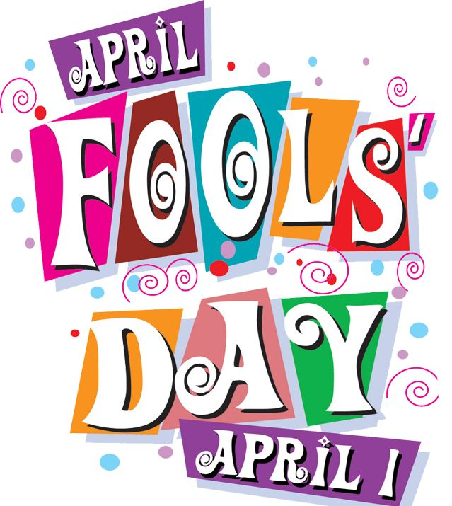 April 1th, or april fools, is a ritual that the Dutch people celebrate. It is a day where everyone can fool each other.