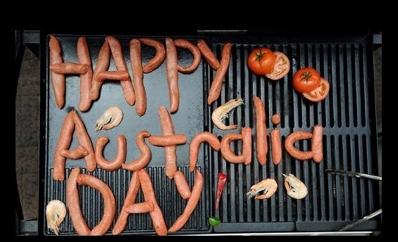 Aussie BBQ #AustraliaDayOnboard