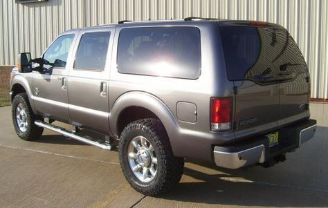 2011 Ford Excursion Ultimate X