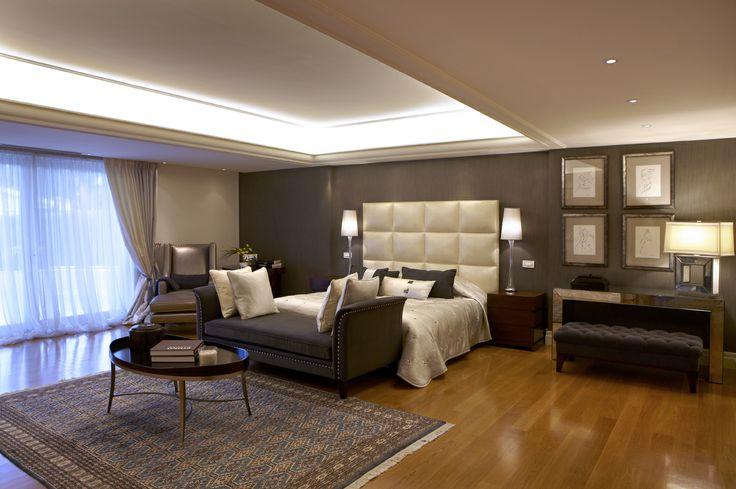 Sissy Raptopoulou - Interior designer single house in Varkiza-Greece bedroom