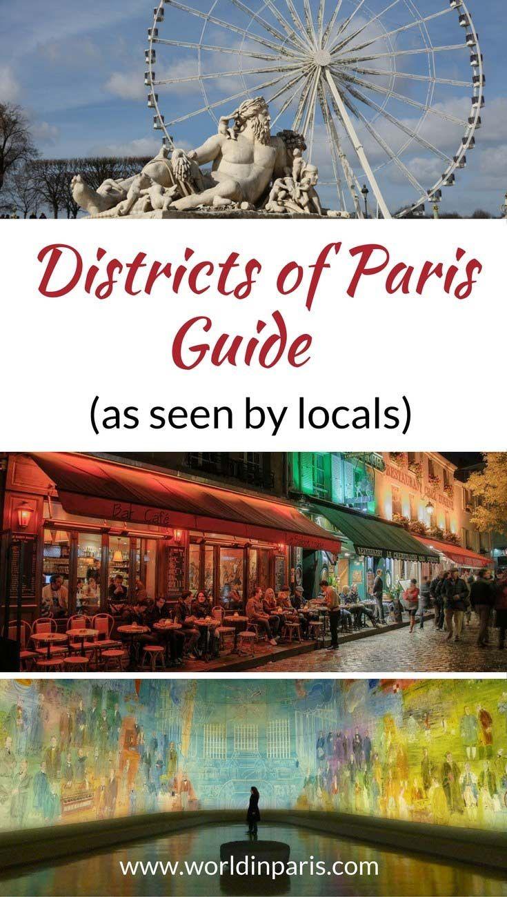 Paris Arrondissement Guide | Paris Like a Local | Paris Neighborhoods | Paris Travel Tips