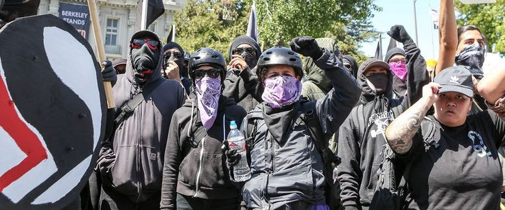 """DHS Formally Calls Activities Of Antifa 'Domestic Terrorist Violence'"""