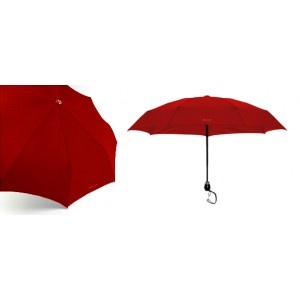 DAVEK-Traveler Umbrella Classic Red