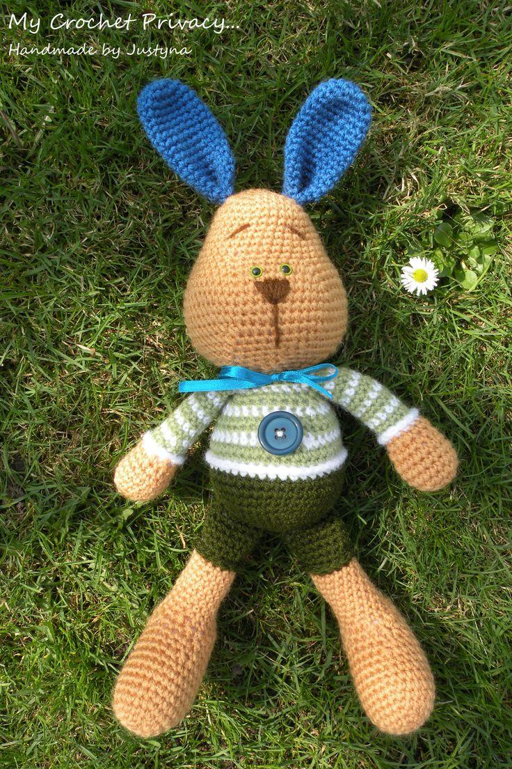 Farrel the Bunny
