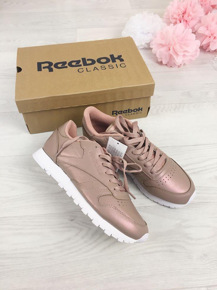 Reebok pink, pink sneakers , sport , розовые кроссовки , розовое золото , рибок