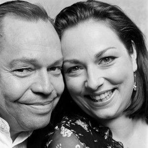 Thomas Quasthoff and Dorothea Röschmann