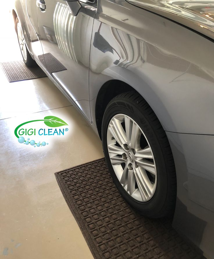Tip of the Day TuesdayTire Mats Protect your painted