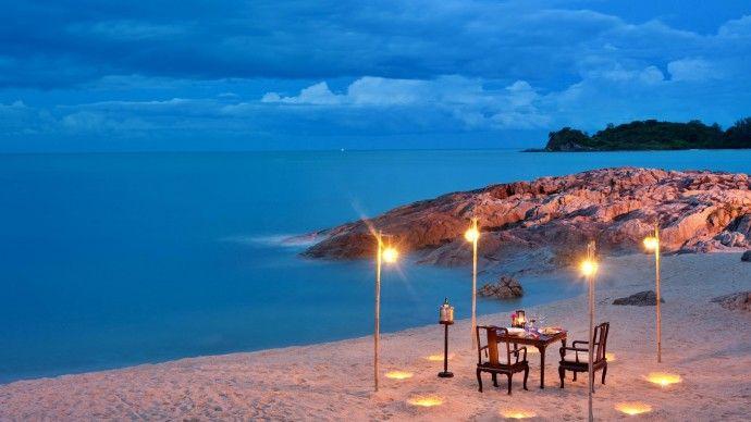 The Tongsai Bay #Thaïlande - Ko Samui - Baie de Tongsai  https://www.spadreams.fr/pas-cher/thailande/ko-samui/baie-de-tongsai/the-tongsai-bay/
