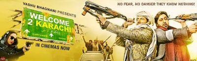 Welcome to karachi (Hindi) Full Movie 2015 Watch Online