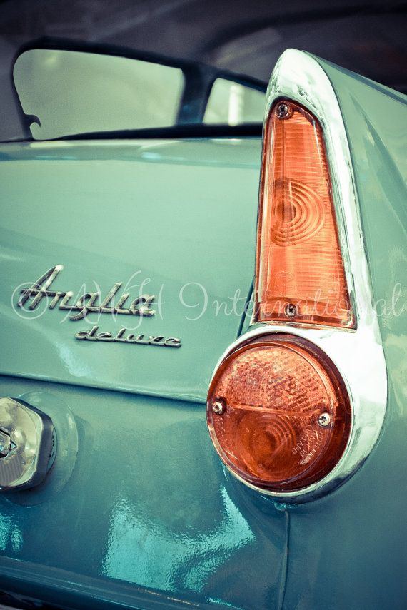 1967 Ford Anglia - Vintage Car