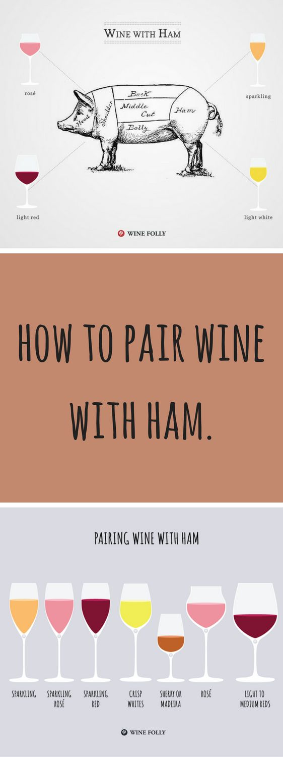 Ham and Wine